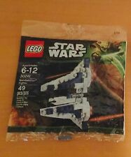 Lego New Star Wars Mandalorian Fighter 30241 Mini Poly Bag Set