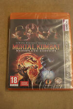 Mortal Kombat Komplete Edition PC DVD ENG STEAM Polish New Sealed Polska