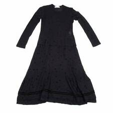 robe COMME des GARCONS Flocking finish dress Size About L(K-29683)