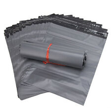 100 pcs Large 23 x 27 inches Grey Poly Mailers Packing Envelopes Shipping Bags