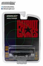 44730-B Greenlight Hollywood Series 13 Patriot Games 1:64 1987 Jeep Wrangler YJ