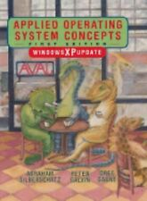 Applied Operating System Concepts, Windows XP Update (Windows Xp Updat-ExLibrary