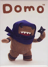 Shuriken Wielding Ninja Domo kun Magnet ~ Ninja Throwing Star ~ Licensed