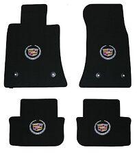 Lloyd Mats CLASSIC LOOP 4PC FLOOR MAT SET Cadillac ATS *Silver Crest on each mat