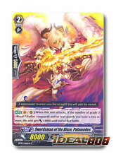 Cardfight Vanguard  x 4 Swordsman of the Blaze, Palamedes - BT03/066EN - C Mint