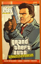 Mini Guía GTA Grand Theft Auto: Liberty City Stories (PlayStation Portable, PSP)