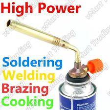 Mini Portable High Power Butane Hydrocarbon LPG Gas Brazing Blow-Torch