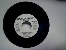 1974 LYLE KAY-That's What Blue Is,You Slowly Took My Woman's Love PROMO #1002 45