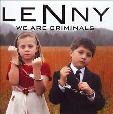 We Are Criminals 2007 by Lenny - Disc Only No Case
