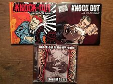 Knock Out in the 6th 7th 8th Round [3 CD Alben]  Blood For Loikamie Broilers
