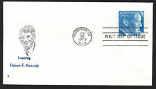 1770 -- Robert F. Kennedy -- First Day cover, Virgil Crow cachet