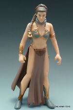 STAR WARS PRINCESS LEIA SLAVE POWER OF THE FORCE COLLECTION POTF2 LOOSE