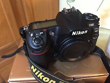 Nikon D D300 12.3 MP Digital SLR Camera - with -Nikon 55-300mm f/4.5-5.6G Lens