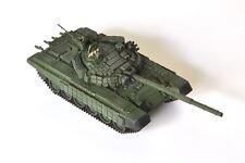 MODELCOLLECT 1/72 RUSSIAN ARMOR T-72B TANK RUSSIAN GEORGIA WAR 2008  AS72027