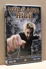 VOLCANO HIGH collector's edition - DISCO 1 - IL FILM [dvd]