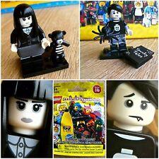 LEGO Minifigures SPOOKY GIRL + BOY Bundle Series 12 16 71007 71013 SEALED Set