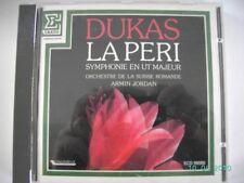 Dukas La Peri CD