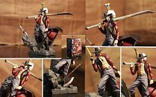 One Piece Mihawk Anime Manga Figuren Set H:15cm Neu