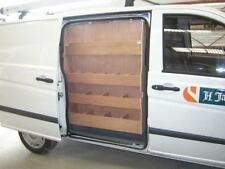 MERCEDES VITO SIDE DOOR PLY VAN RACKING SHELVING STORAGE ACCESSORIES