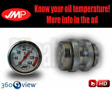 JMP Oil temperature gauge - Kawasaki ZZR 1100 D 1993
