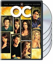 The O.C. OC ~ Complete 4th Fourth Season 4 Four ~ BRAND NEW 5-DISC DVD SET
