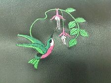 Waterproof With Embroidered apron Humming Bird