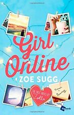 Girl Online: The First Novel by Zoella by Zoe Sugg  (Hardcover) FREE SHIPPING