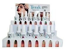 Harmony Gelish Gel Nail Polish Trends Collection Set of 16 New Colors 0.5 OZ
