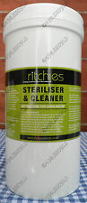 Ritchies Steriliser & Cleaner 500g Sterilise Homebrew Wine Beer Making Equipment