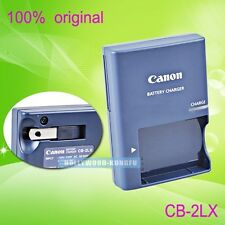 Original Genuine Canon CB-2LX Battery Charger for NB-5L Battery for SD870 SD950