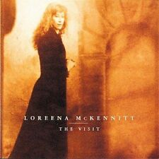 LOREENA MCKENNITT THE VISIT BRAND NEW SEALED CD MC KENNITT