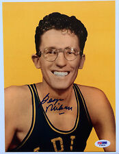 George Mikan Signed MPLS Lakers 8x10 Photo PSA/DNA