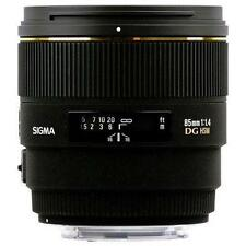 Sigma EX 85mm f/1.4 HSM EX DG Lens For Minolta/Sony From japan Free shipping