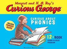 Curious George: Curious George : Curious about Phonics by H. A. Rey and...