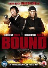 Bound on DVD, 2013 Christian Slater Christopher Walker