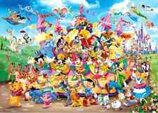 "Jigsaw Puzzles 1000 Pieces ""Disney Caribbean"" / Ravensburger / Disney"