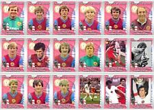Aston Villa European Cup winners 1982 football trading cards Peter Withe