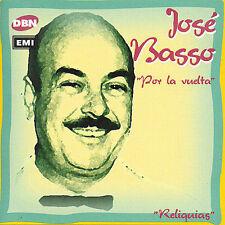 NEW - Por La Vuelta by Basso, Jose