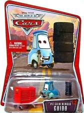 GUIDO pit crew member disney pixar cars NEW woc world of cars #34 forklift pitty