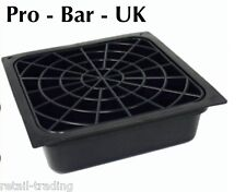 BEER PUMP DRIP TRAY,HOME BAR,TAP  NOT BRITTLE LIKE MOST LOWER PRICE TRAYS