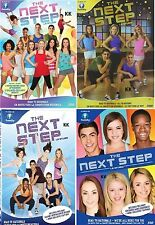 The Next Step Complete Season 1 + 2 Complete Series Collection New DVD R1