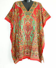 African Tribal Print Tops Summer  Kimono Style Kaftans Beach Party Dress Sarongs