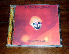 CD: Rickie Lee Jones - Ghostyhead / Jazzy Electronic Pop Big Beat Trip Hop VG+
