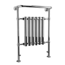 Kensington Traditional Heated Towel Rail Radiator Chrome Tubes AFIE16005