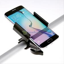 Motorcycle Bike Bicycle Handlebar Mount Holder Aluminium For iPhone Mobile Phone