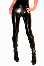 ORIGINALE slinkystylez UltraContour Cameltoe rubber Leggings hl2ax NERO-L