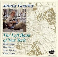 Left Bank of New York - Jimmy Gourley  , CD,