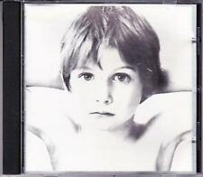 U2 (UK ORIG. CD '85) BOY  - ISLAND CID110 - NO BAR CODE - BONO
