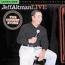 Live at the Comedy Store * by Jeff Altman (CD, May-2005, Laugh.com)