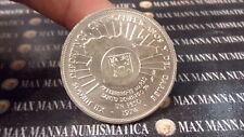 DOMINICAN REPUBLIC REPUBBLICA DOMINICANA PESO ARGENTO SILVER 1974